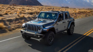 Fotos: Jeep Wrangler 4xe First Edition 2021