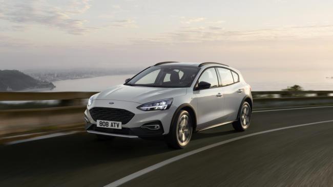 Ford Focus Active: en oferta por 135 euros al mes