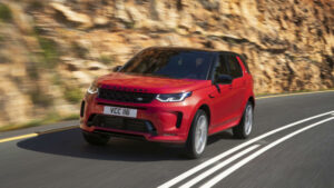 Fotos del Land Rover Discovery Sport 2019