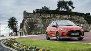 Fotos: Toyota Yaris 2020 en acción