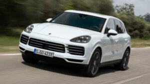 Fotos de la prueba del Porsche Cayenne E-Hybrid