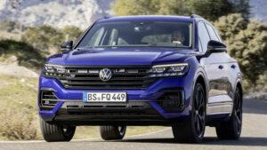Fotos: Volkswagen Touareg R 2020