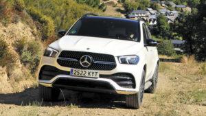 Fotos: Mercedes-Benz GLE 2021 a prueba