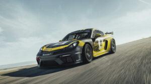 Fotos del Porsche 718 Cayman GT4 Clubsport