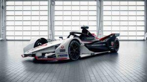 Fotos del Porsche 9XX Electric