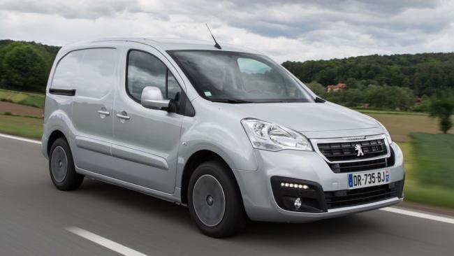 Fotos del Peugeot Partner