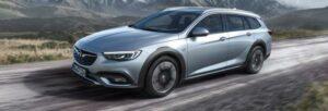 Fotos del Opel Insignia Country Tourer