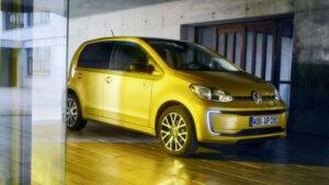 Fotos del Volkswagen e-up!