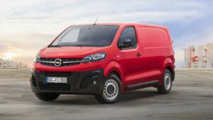 Fotos del Opel Vivaro 2019