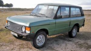 Fotos del Range Rover Classic 2.5 TD