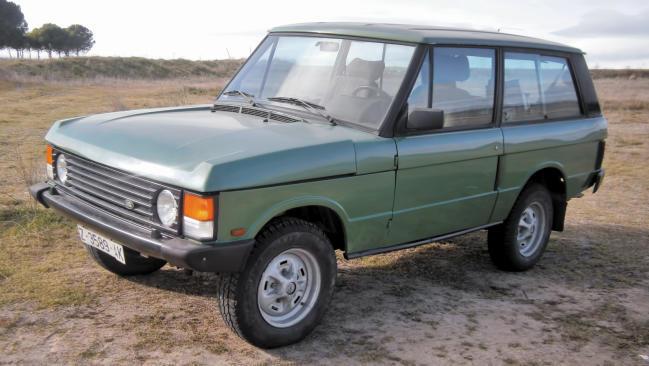Range Rover «Classic» 2.5 TD: el nacimiento de un concepto
