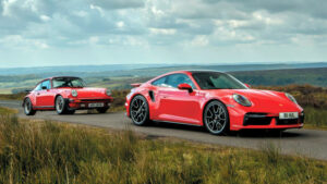Fotos: Porsche 992 Turbo S & 930 Turbo