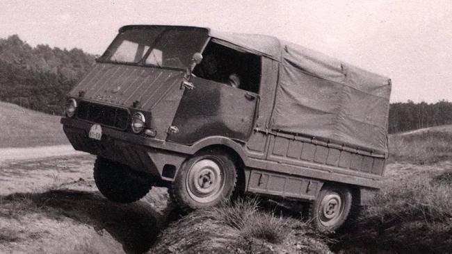 Škoda Type 998 «Agromobil»: el «Suzuki Jimny» checo llamado a cambiar la historia