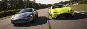 Fotos del Aston Martin Vantage 2018