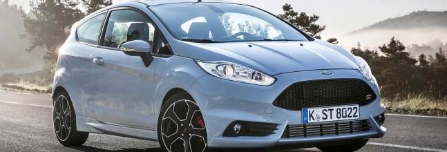Ya disponible el Ford Fiesta ST200