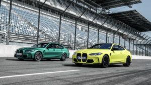 Fotos: BMW M3 Competition y M4 Competition Coupé