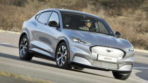 Fotos: Ford Mustang Mach e 2021