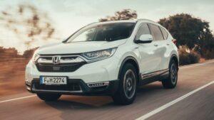 Fotos del Honda CR-V Hybrid