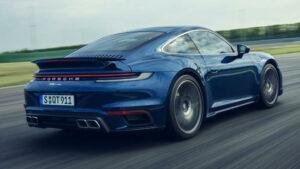 Fotos: Porsche 911 Turbo 2020