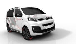 Citroën Spacetourer 4×4 Ë Concept
