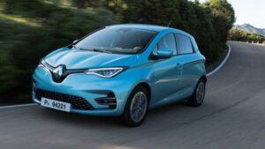 Fotos: Prueba del Renault Zoe 2020