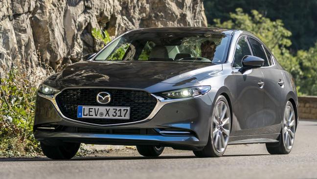 Fotoprueba Mazda 3 Sedán 2.0 Skyactiv-G Zenith