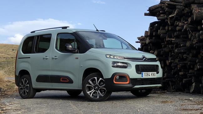Citroën Berlingo 1.5 BlueHDi 130 Shine XTR: prueba a fondo