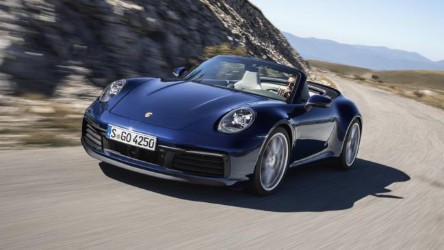 Porsche 911 Cabriolet 2019, la octava generación se destapa