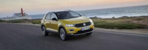 Fotos de la prueba del Volkswagen T-Roc