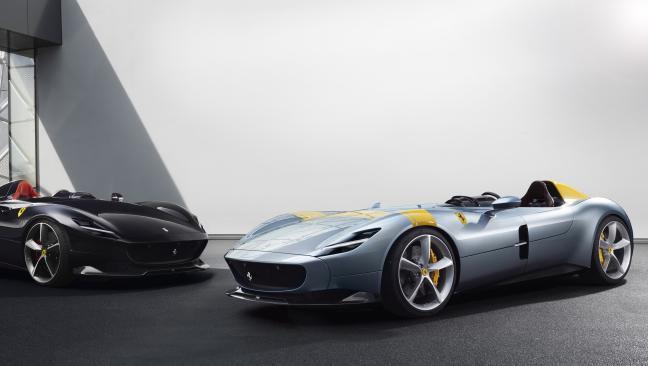 Ferrari Monza SP1 y SP2, regreso a la época dorada