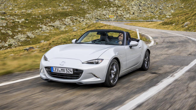 Renting de Mazda: todos los modelos disponibles