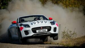 Fotos del Jaguar F-Type Rally