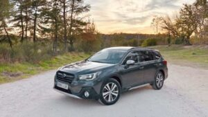 Fotos: Subaru Outback 2.5 175 GLP Silver Edition