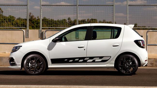 El último Renault deportivo… ¡es un Dacia Sandero!