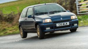 Fotos: Renault Clio Williams