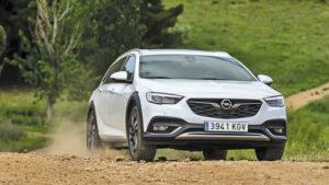 Fotos de la prueba del Opel Insignia Country Tourer 2.0 T 4×4