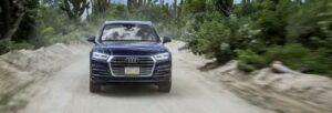 Fotos del Audi Q5 2017, a prueba
