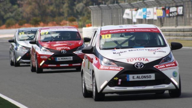Copa Kobe Iniciación: diversión a tope en un Toyota Aygo