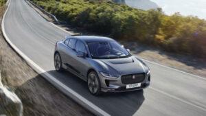 Fotos del Jaguar I-Pace