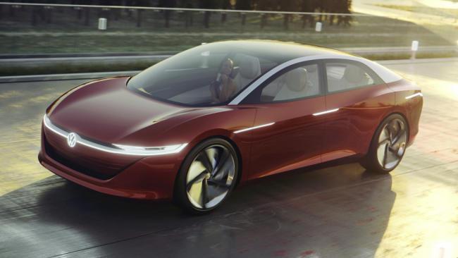 Volkswagen I.D. VIZZION, cuando la conducción eléctrica y autónoma se dan la mano
