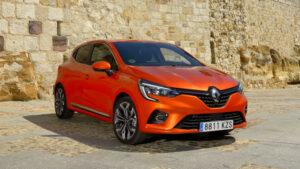 Nuevas fotos del Renault Clio