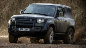 Land Rover Defender V8 MY22