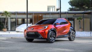 Fotos: Toyota Aygo Prologue
