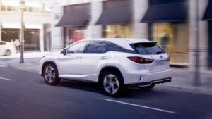 Fotos del Lexus RX 450h L