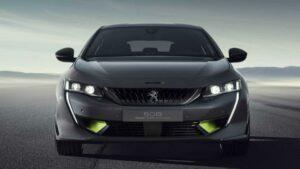 Fotos: Peugeot PSE Concept