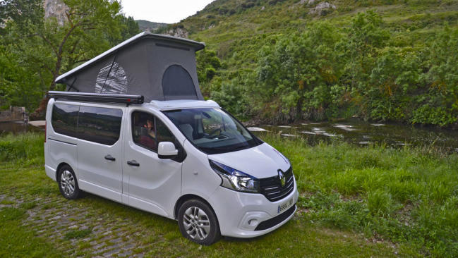 MasQueCamper Van, un Renault Trafic para vivir