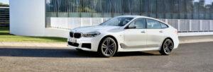 Fotos del nuevo BMW Serie 6 GT