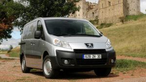 Fotos del Peugeot Expert (2007-2016)