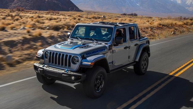 Nuevo Jeep Wrangler 4xe: el mito se electrifica