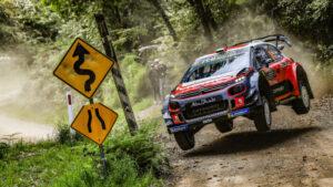 Fotos del WRC: Rally de Australia 2018
